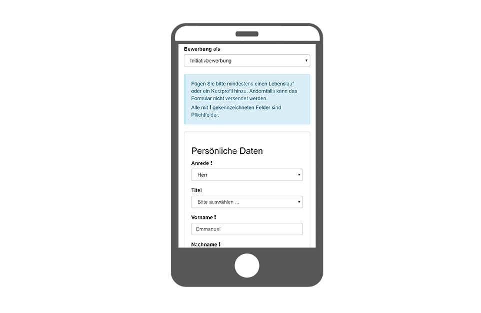 Jobex_Bewerberfomular_Smartphone-s