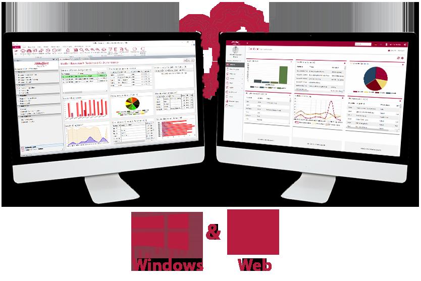 E-Recruiting System I Windows- & Web Version