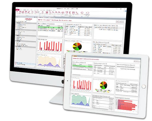 Meffert Recruiter®: Software für Personaldienstleister